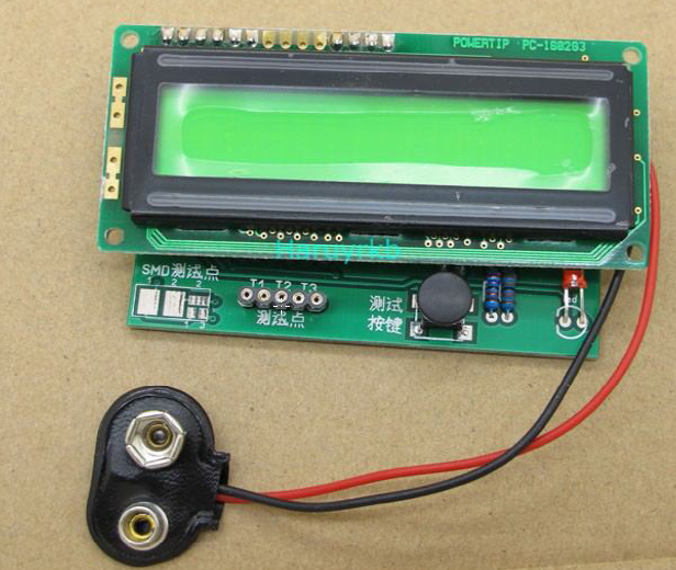 AVR Tester meter