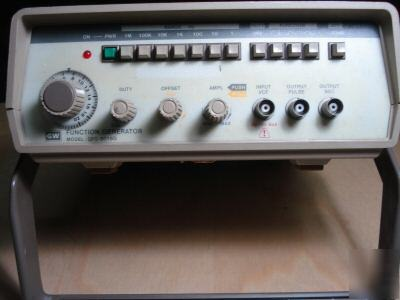 Generador de Funciones GOOD WILL GFG-8015G