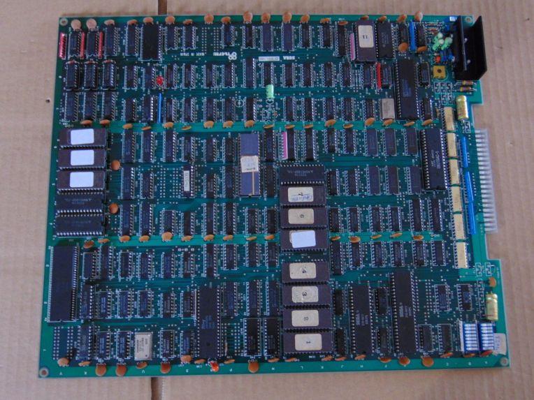 Sega - Choplifter board (Arcade 1985)